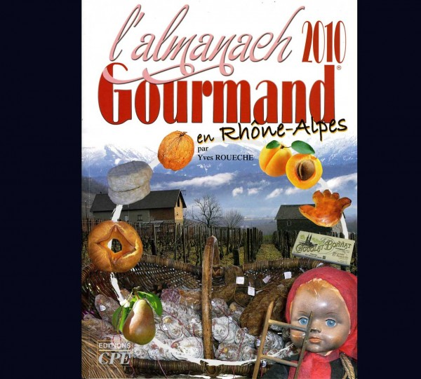 Almanach Gourmand 2010_Couverture