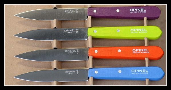 Couteau Opinel Cuisine | La Cuisine A L Opinel Au Fil Du Temps Lyon Saveurs