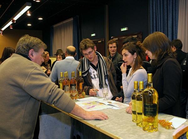 Les jeunes sont de plus en plus passionnés par la vigne et le vin