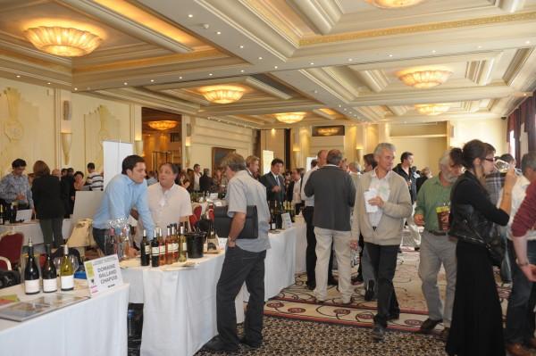 Salon du club des professionnels du vin 15 dition for Salon du vin lyon