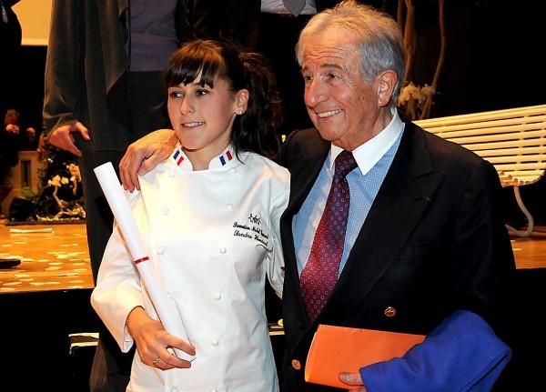 Institut paul bocuse promotion michel gu rardlyon saveurs - Michel guerard cuisine minceur ...