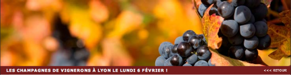 rencontres vinicoles lyon