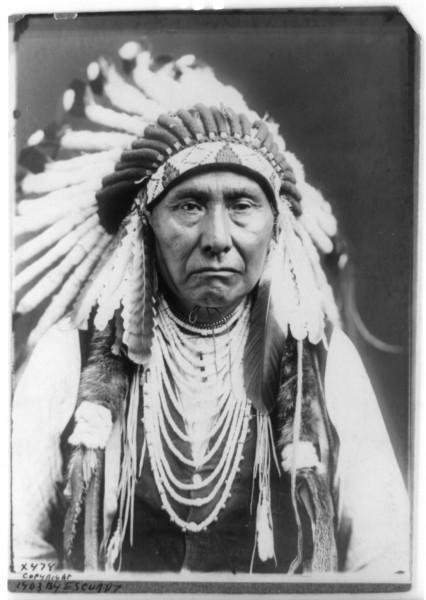 Préférence L'arrière petit-fils de Geronimo à la Foire de Lyon: Indien vaut  BA55