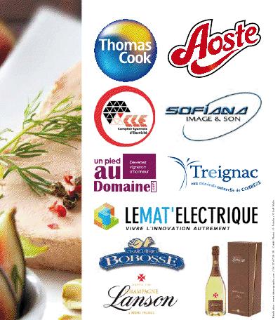 1er troph e des gastronomes huit candidats vont la selle d agneau lyon saveurs - Comptoir lyonnais d electricite ...
