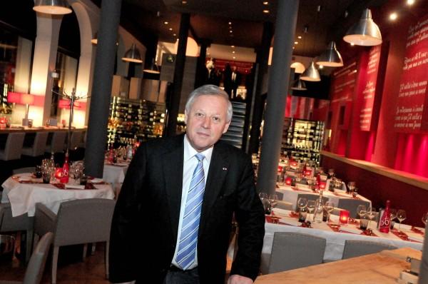 Le centre by georges blanc lyon est ouvert bon for Cuisine x roussien lyon