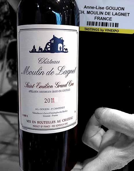 Chateau La Croix Fourney Saint-Emilion Grand Vin de Bordeaux