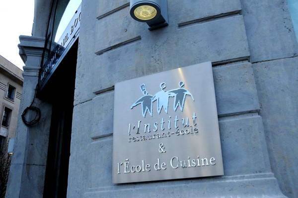 Ouverture d un nouveau restaurant bocuse lyon ce jour l institut lyon saveurs - Cours de cuisine lyon bocuse ...