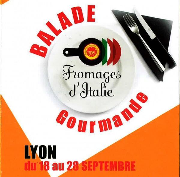 Lyon Accueille Les  Fromages Italiens Aop Dans Une Balade Gourmande