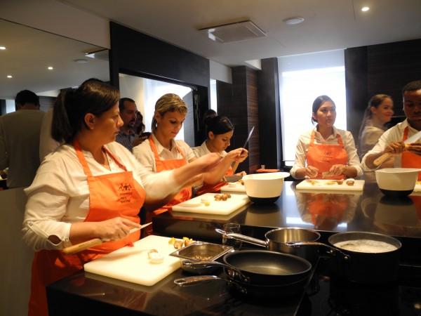 la cuisine, nouveau vecteur d'intégration avec tabata bonardi ... - Formation Pole Emploi Cuisine