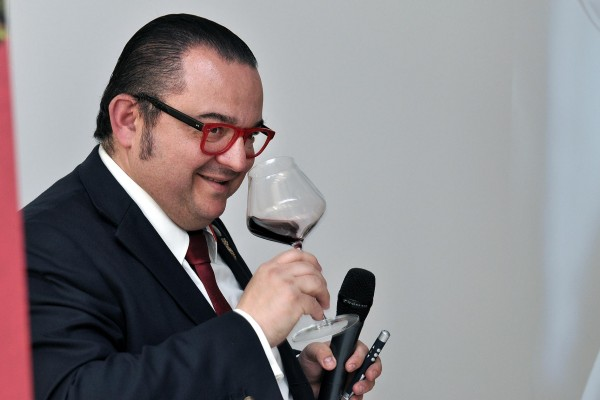 Fabrice Sommier (MOF) Master of Port, chef sommelier du Groupe Georges Blanc
