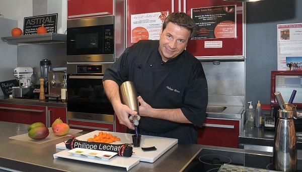Les Cours De Cuisine De Philippe Lechat Aux Halles Paul Bocuse